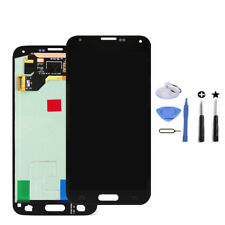 New Black LCD Touch Digitizer for Samsung Galaxy S5 G900 Full Screen replacement