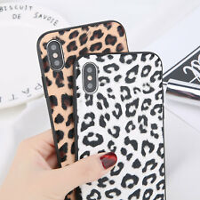 For Apple iPhone 8 6s 7 Plus X Shockproof Pattern Rubber Soft Phone Case Cover