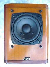 JVC SP-UX2000RGD Cherry Wood Mini Bookshelf Speaker Replacement Japan NO GRILLE