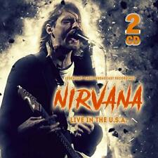 NIRVANA-LIVE IN THE U.S.A. (2CD) (US IMPORT) CD NEW