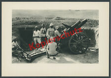 orig Foto Major Tiller Asien-Korps Schlacht von Gaza Palästinafront Osmanen 1917