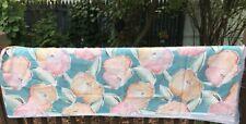 "Upholstrey Fabric UCC Chetley Originals large mod floral 54"" x 3 yds"