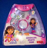 Dora the Explorer Adventure Charm Case Nickelodeon Fisher Price Dora and Friends