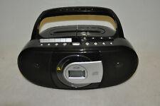 JGC RRMP4700 tragbarer CD Radio Cassette Recorder Tape Deck Kassetten Spieler