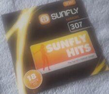 Sunfly Karaoke New Genuine Original SFG307 CD+G 18 track disc, see Description