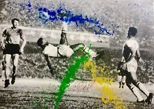 "Mr BRAINWASH - ""The King Pele"" - Format XL - Hand finished - Edition 75"