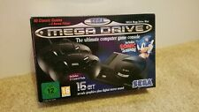 Genuine SEGA Mega Drive Mini Console - 92 Installed Games