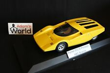 ABC Brianza built kit resin Ferrari 512 S Prototype 1:18 yellow (PJBB)