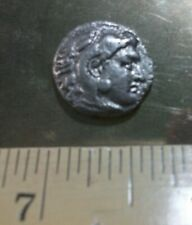Superb Alexander the Great. Stunning  Drachm. Greek Silver Coin. 3.54g 18mm