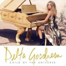 DELTA GOODREM: CHILD OF THE UNIVERSE (AUS) (CD)