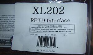 Directed Xpresskit XL202 RFTD Interface For DB3 & DBALL2 Add Remotes DEI RF Data
