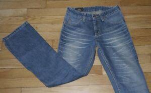 LEE Jeans pour Femme  W 27 - L 31 Taille Fr 36 (Réf # A012 )