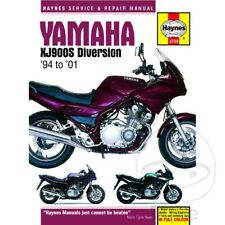 YAMAHA XJ900S DIVERSION 1994-2001 Haynes Repair Manual 3739