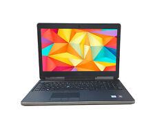 Dell Precision 7510 Core i7-6820HQ 16GB 512GB SSD 1920x1080 nVidia M2000M 4GB!
