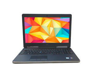 Dell Precision 7520 A-WARE Core i7-6820HQ 64GB 512GB SSD 1920x1080 M2200M Cam DE