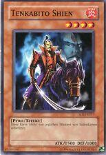 Yu-Gi-Oh-Karte - Tenkabito Shien