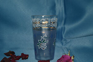 Collection/Antique Large Glass Decor Enamel Of Small Strawberry
