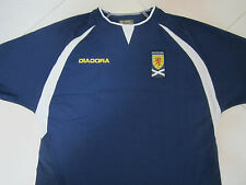 Maglia calcio Scozia vintage FOOTBALL SHIRT JERSEY Scotland DIADORA Size M