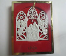 Lenox Ornament- Nativity Angels