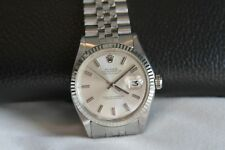 Vintage 1972 Rolex Datejust 1601 Just Serviced
