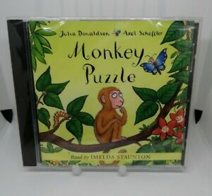 Monkey Puzzle by Julia Donaldson and Axel Scheffler  CD-Audio Book