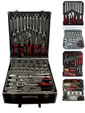 Werkzeugtrolley Werkzeugkoffer Werkzeug Set Kiste Ratschenkasten 186-teilig