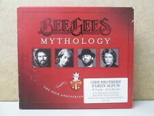 BEE GEES-Mythology-50th Anniversary-4 CD (Best Of/Greatest Hits) Barry/Andy