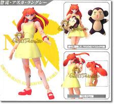 Microman Neon Genesis Evangelion Soryu Asuka Langray One-P