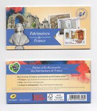 """2013 - BC 865 """"Livret Patrimoines de France"""", neuf qualité luxe (03-058.18)"""