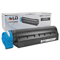 LD 44574701 Black Laser Toner Cartridge for Okidata Printer