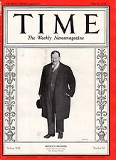 1933 Time May 29 Adolph Hitler inflames Germany; gangster Lou Hill is Christian