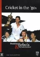 Cricket In The 80's - Rookies, Rebels And Renaissance (DVD, 2004)