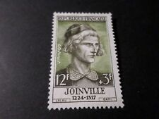 FRANCE 1957, timbre 1108, JOINVILLE, CELEBRITY, neuf(*) VF NO GUM STAMP
