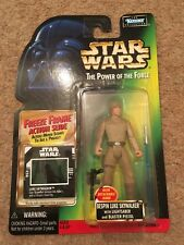 Star Wars Potf congelar fotograma: Bespin Luke Skywalker