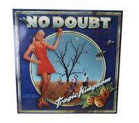 No Doubt Tragic Kingdom Limited Vinyl Record T-Shirt Collectible Box Set Medium