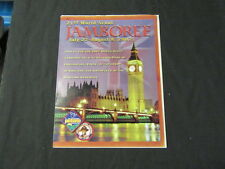 2007 World Jamboree US Contingent Invitation Folder & Application     K3a