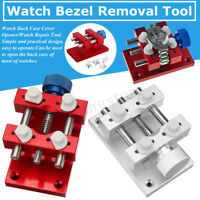 NEW Watch Bezel Removal Tool Workbench Back Case Opener for Rlx Tudo Max. 45mm