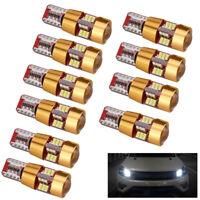 10x 1156 T10 4014 27SMD LED Fehlerfrei STANDLICHT BLINKER BREMSLICHT BIRNE LAMPE
