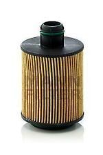 MANN-FILTER Oil Filter HU712/11x fits Fiat DOBLO 263_ 1.6 D Multijet 2.0 D Multi