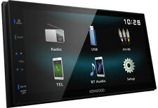 KENWOOD 2-din auto radioset USB/IPOD PER SMART FORTWO 451 dal 10/2010