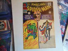Amazing Spiderman  #37   NM   12 cent comic