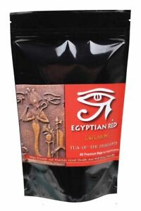 Egyptian Red Organic Hibiscus Infusion Tea Bags x40
