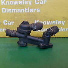 VOLKSWAGEN POLO MK4 05-10 THERMOSTAT HOUSING 03C 121 111 B