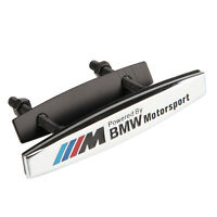 TOP Quality Auto M Power Chrom Grill Frontgrill Abzeichen Emblem Plakette für
