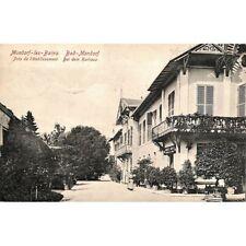 Mondorf-les-Bains - Près de l'établissement.