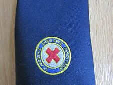 St ANDREWS Ambulance Association CLIP On Tie by Club Ties Scotland