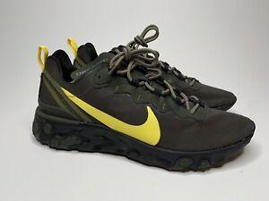 Nike React Element 55 Oregon Ducks Team Issue PE CK4797-300 - US 13