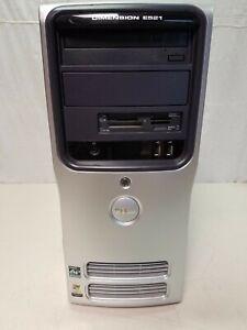 DELL DIMENSION E521 MT AMD ATHLON 64 X2 3800+@2.0GHz 3GB 500GB DVDRW XP MC 2005