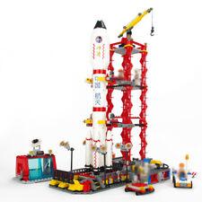 753pcs Space Shuttle Launch Center Building Blocks with Astronaut Figures Toys
