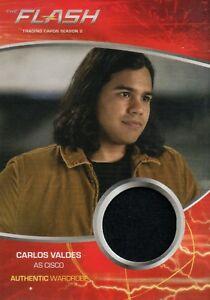 The Flash Season 2, Carlos Valdes 'Cisco' Wardrobe Card M16